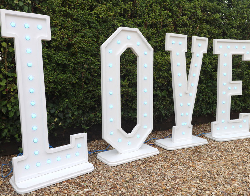 sweetmixcarts wedding love letters