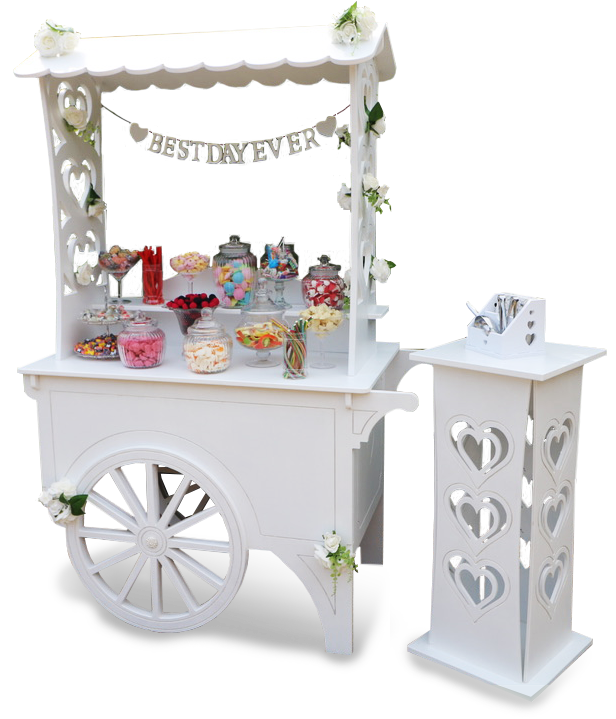 sweetmixcarts wedding hire deluxe cart