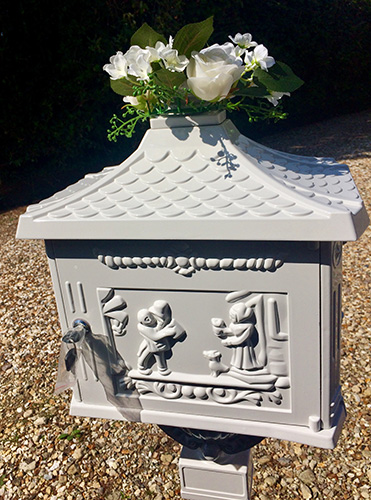 sweetmixcarts wedding hire victorian postbox main